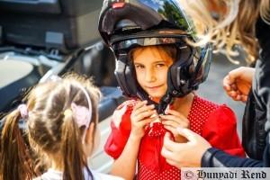 Hunyadi Rend motoros segélytúra