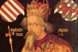 468 éve, ezen a napon született Zsigmond magyar király