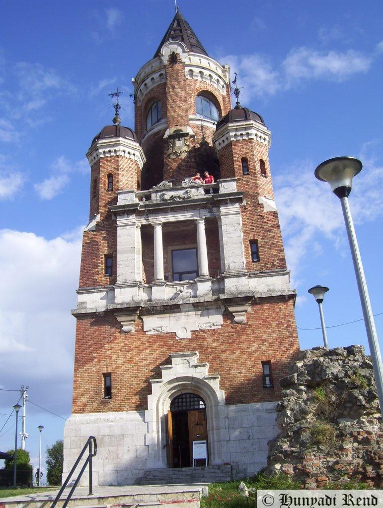Hunyadi torony - Zimony