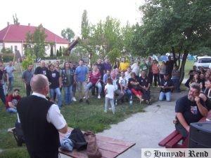 Micsik Béla hangszer bemutatója